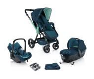 Детская универсальная  коляска 3 в 1 Concord Wanderer Air Sleeper 2.0