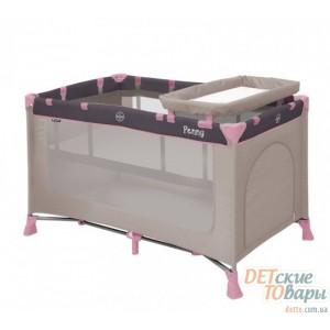 Детский манеж-кровать Just4kids Penny  2L