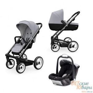 Детская универсальная коляска 3в1 Mutsy Igo