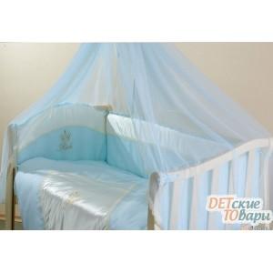 Детский постельный комплект Маленькая соня Версаль Swarovski 6 ед
