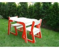 Детский столик и стульчик Mimi ЛяФеррари