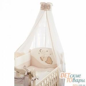 Детский постельный комплект Putti Starry Night 6 ед