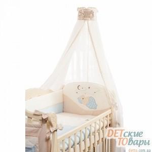 Детский постельный комплект Putti Starry Night 7 ед