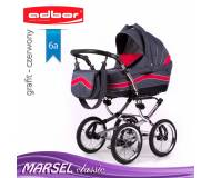 Детская универсальная коляска 2 в 1 Adbor MARSEL Classic