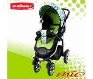 Детская прогулочная коляска Adbor Mio