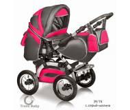 Детская универсальная коляска-трансформер Trans Baby Prado