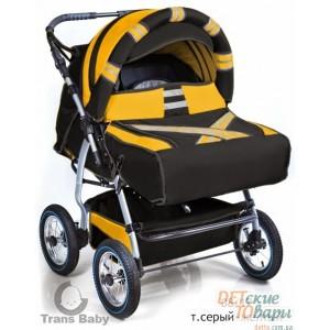 Детская коляска-трансформер для двойни Trans Baby Taurus Duo