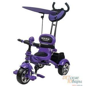 Детский трёхколёсный велосипед Mars Trike KR01