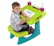Парта для детского творчества Keter Kids Sit&draw  17182806