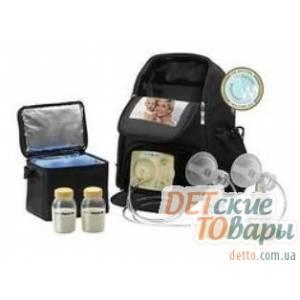 Электрический двухфазный молокоотсос с набором на две груди Medela Pump in Style® Advanced