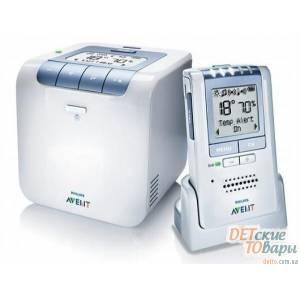Цифровая радио-няня стандартная Dect Avent (SCD535/00)