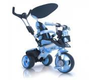 Детский трёхколёсный велосипед Injusa City Trike