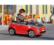 Детский электромобиль Peg-Perego Fiat 500 IGED1163 Red RC-control