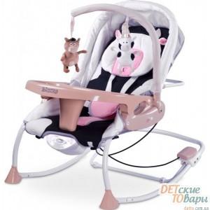 Детское кресло-качалка Caretero Rancho
