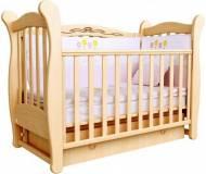 Детская кроватка с маятником Верес Соня ЛД15