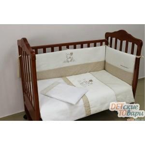 Детский постельный комплект Верес Sweet Bear 6 ед