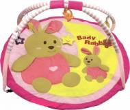 Детский развивающий коврик Alexis-Baby Mix 3168C Зайчик