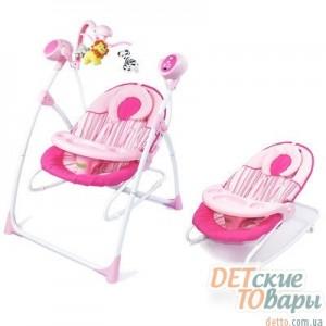 Детское кресло-качалка Baby Tilly BT-SC-0005 3 в 1