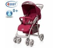 Детская прогулочная коляска 4 Baby Guido XVII