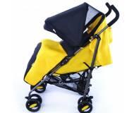 Детская прогулочная коляска Carrello Nero CRL-1403