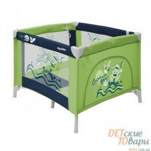 Детская кроватка-манеж Bertoni Play Station