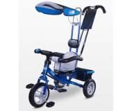 Детский трёхколёсный велосипед Caretero Derby
