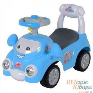 Детская машинка-каталка с музыкой Alexis Baby Mix Z-313