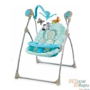 Детское кресло-качалка Alexis-Babymix SW102RC