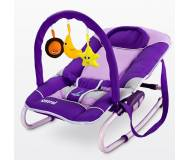 Детское кресло-шезлонг Caretero Astral