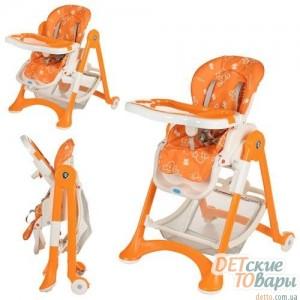 Детский стульчик для кормления Bambi M 2430-7