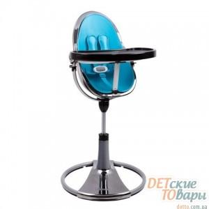 Детский стульчик для кормления Bloom Fresco Chrome Mercury