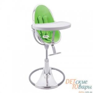 Детский стульчик для кормления Bloom Fresco Chrome Silver