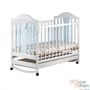 Детская кроватка Laska-M Наполеон NEW mix