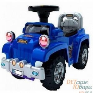 Детская машинка-каталка Alexis Baby Mix HZ-553