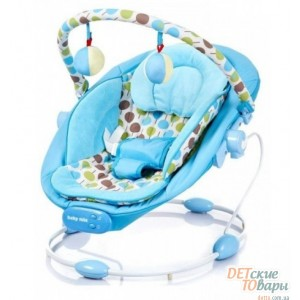 Детское кресло-шезлонг Alexis Baby Mix BR245