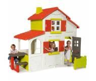 Детский игровой домик Smoby Duplex 320023