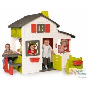 Детский игровой домик Smoby Florali 310209