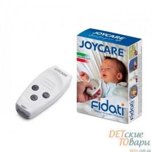 Бесконтактний термометр Joycare Fidati с проекцией температуры