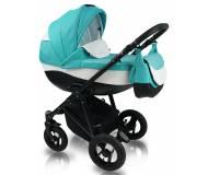 Детская универсальная коляска 2 в 1 Bexa Ideal