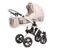 Детская универсальная коляска 2 в 1 Adamex Avila Len