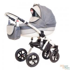 Детская универсальная коляска 2 в 1 Adamex Avila Eco