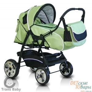 Детская универсальная коляска-трансформер Trans Baby Cooper