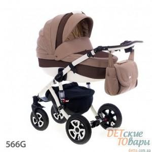 Детская универсальная коляска 2 в 1 Adamex Barletta