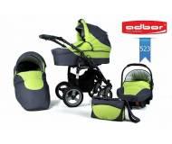 Детская универсальная коляска 2 в 1 Adbor Zipp