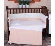 Детский постельный комплект Veres Ducklings 6 ед. 170.01