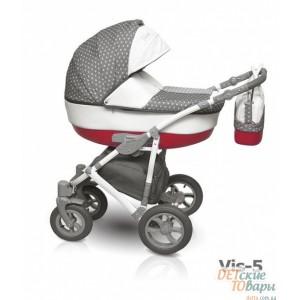 Детская универсальная коляска 2в1 Camarelo Vision