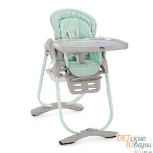 Детский стульчик для кормления Chicco Polly Magic
