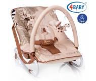 Детское кресло-качалка 4 Baby Jungle