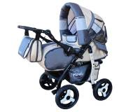 Детская коляска-трансформер  Riko Master