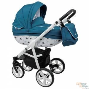 Детская универсальная коляска 2в1 Roan Bass